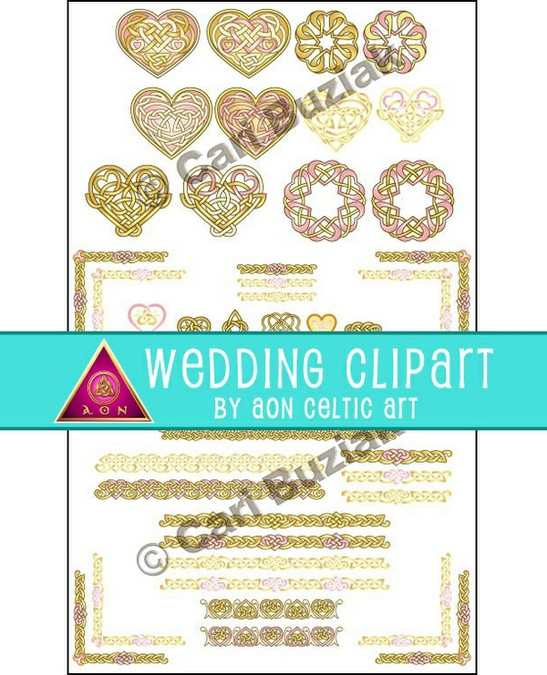 """Aon Wedding Stationery - """"Knotted Hearts"""""""