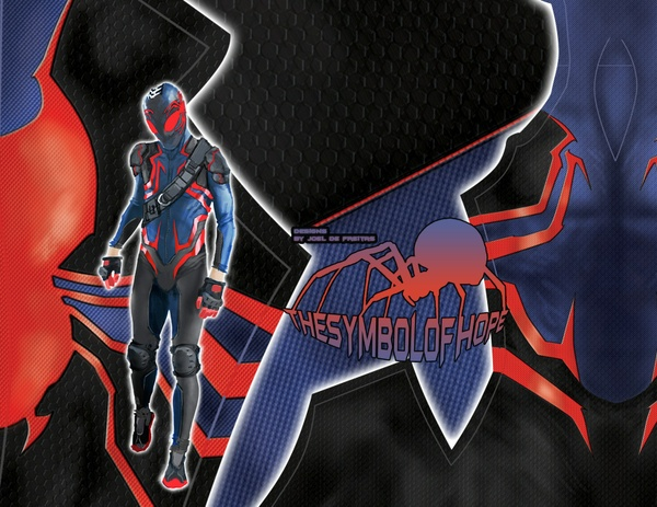 Parkour Spider-Man Variant