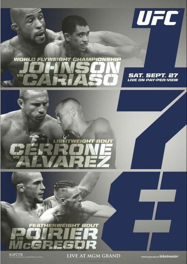 UFC 178: Johnson vs Cariaso Paid Picks
