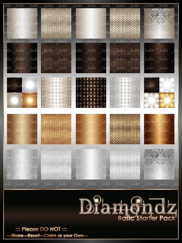 Diamondz Basic Texture Pack
