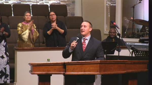 """Rev. Nathan Burks 12-17-17am """" The Glory of The Gutter """" MP4"""