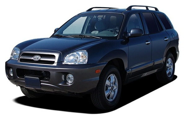 Hyundai Santa FE 2006  Repair Manual
