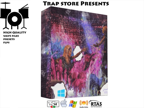 Trap Store Presents - Belly Drum Kit