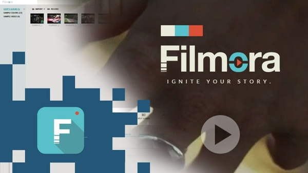 FILMORA - Video Editing Simplified