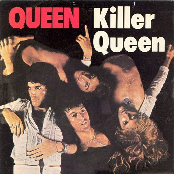 Killer Queen - Queen - (Bass: John Deacon) Bass Transcription / Bass TAB