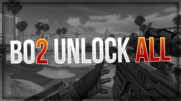 ♛ BO 2  ☛ Unlock All + Master Prestigio 6$ ♛