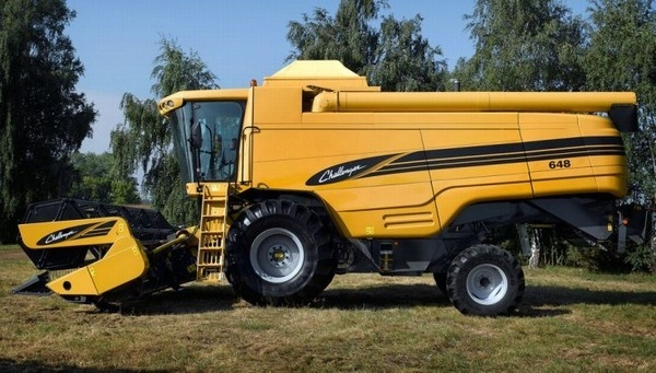 Agco Challenger 648, 652 & AL-4 Combine Workshop Service Repair Manual INSTANT DOWNLOAD
