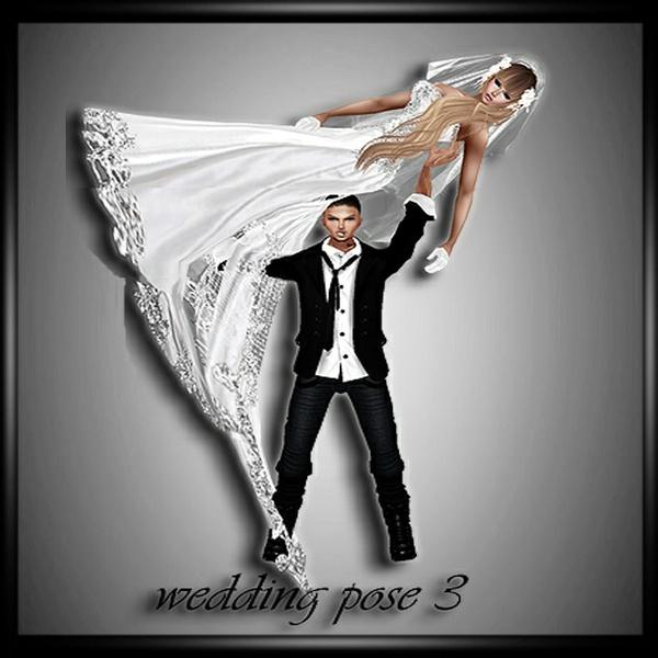 WEDDING POSE 3