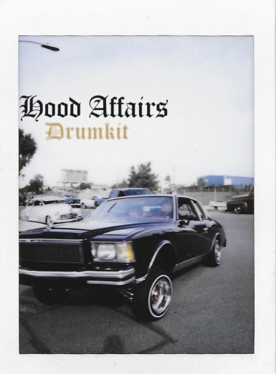 Hood Affairs Drumkit Vol:1