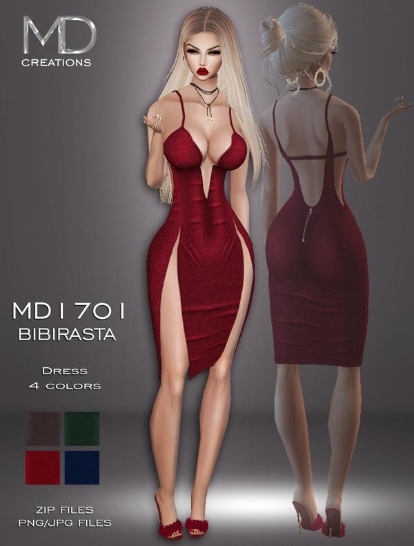 MD1701 - Bibirasta