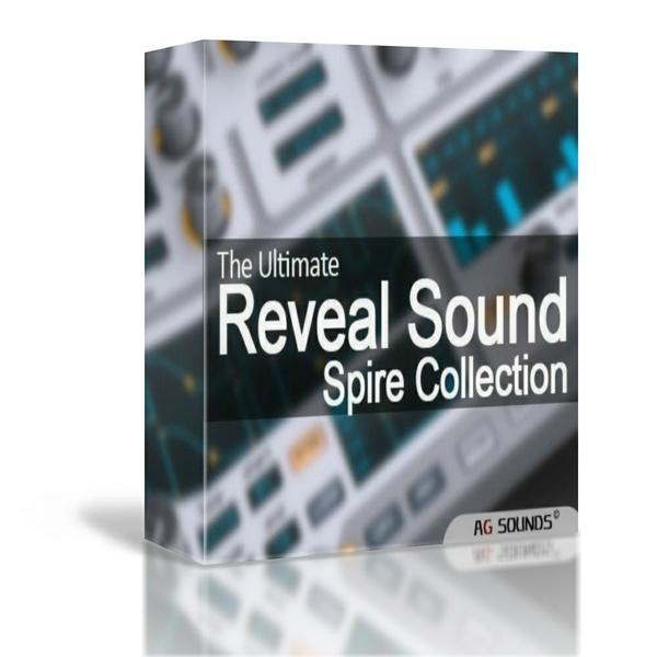 Spire / All Soundbanks + Presets