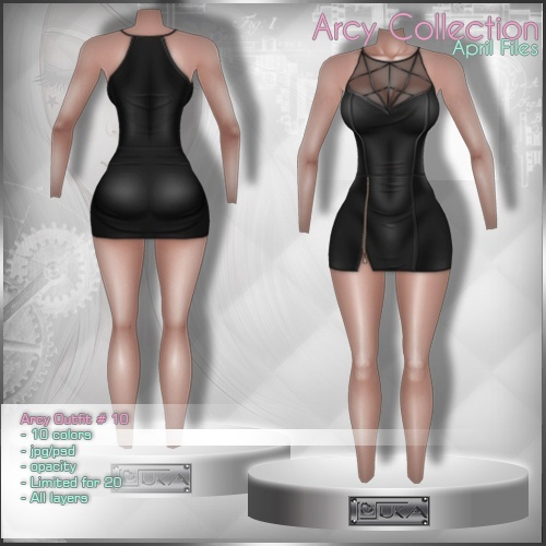 2015 Arcy Outfit # 10