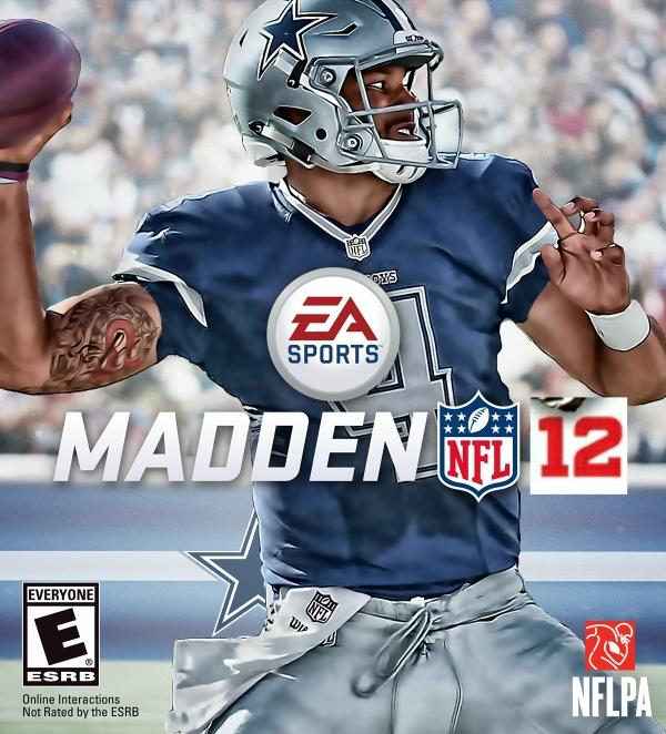 Madden 12 2017 Season/ NFL Draft/ Offseason Roster Update (XBOX 360) SEASON PASS