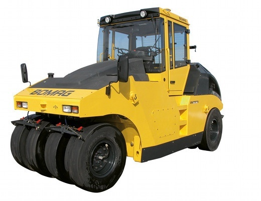 BOMAG Pneumatic Tyred Roller BW24R SERVICE TRAINING MANUAL