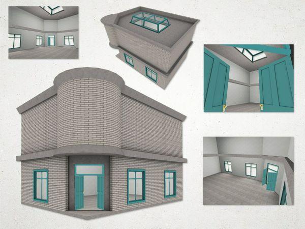 House - 3D Model