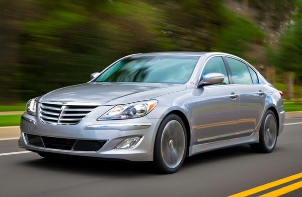 Hyundai Genesis Sedan 2013 Service Workshop Repair Manual