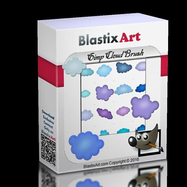 Cloud Gimp Brush