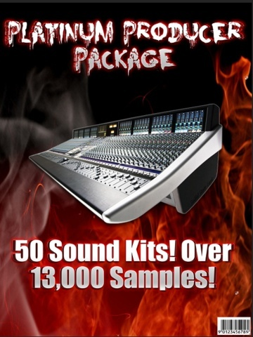 7GB Platinum Producer Pack - Access