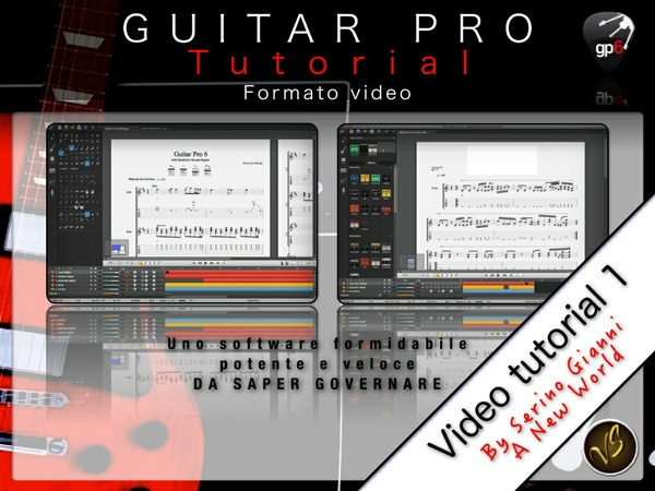 COLLECTION - GUITAR PRO TUTORIAL VOL 1