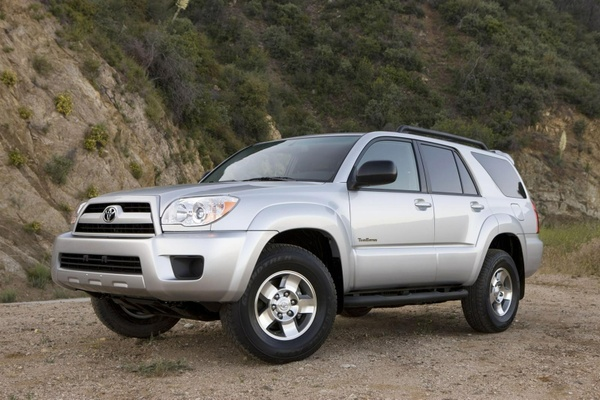 2006 TOYOTA 4RUNNER OEM SERVICE AND REPAIR MANUAL