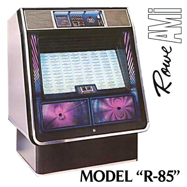 Rowe AMI R-85   (1981)