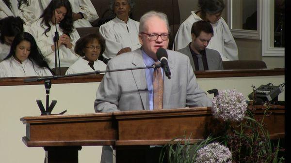 "Rev. Tony Bailey 10-26=14 Am "" The Power of God's Spoken Word"" MP3"
