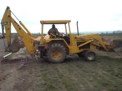 PDF DOWNLOAD JOHN DEERE 410 BACKHOE LOADER TECHNICAL SERVICE MANUAL
