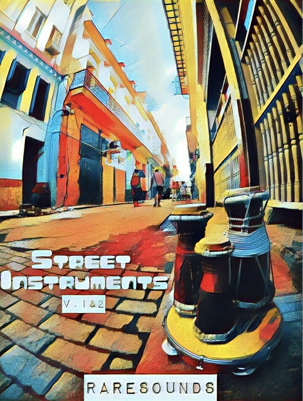 RARE- World Street Instruments v. 1
