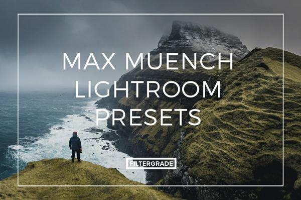 Filtergrade Max Muench Lightroom Presets