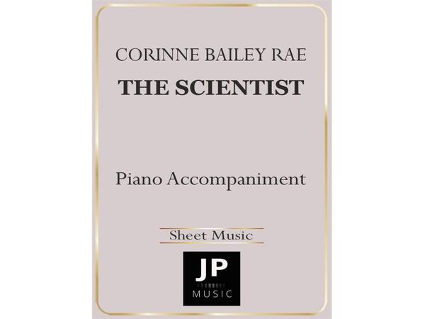 The Scientist - Piano Accompaniment