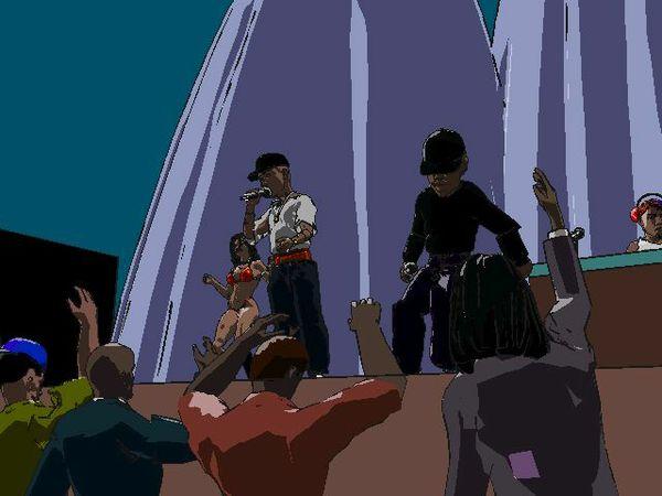 S-2, Ep.4 Hip Hop History, Black Arch