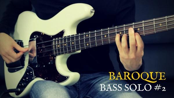 Baroque Bass Solo #2