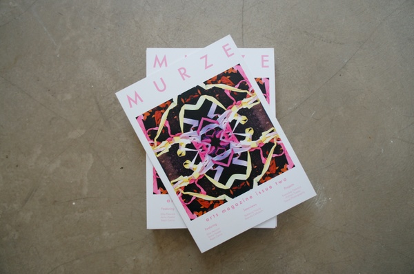 Murze issue two August 2017