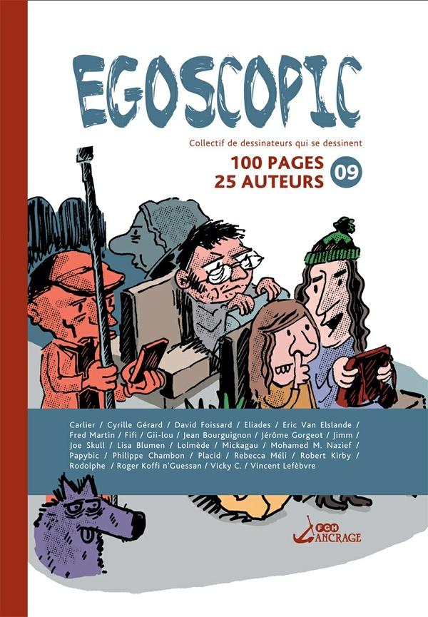 Egoscopic 9 (Français) PDF