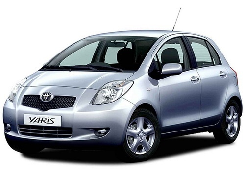TOYOTA YARIS SERVICE REPAIR MANUAL 2005-2008 DOWNLOAD