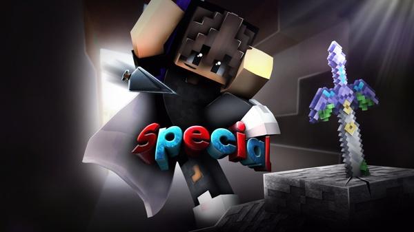 Minecraft Thumbnail/Wallpaper