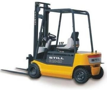 Still Forklift R20-14,-15,-16,-18,-20: 2037, 2038, 2039, 2040, 2041,2042, 2043,2044 Spare Parts List