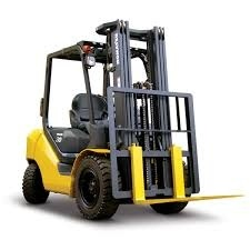 KOMATSU BX50 SERIES FORKLIFT TRUCKS PARTS MANUAL
