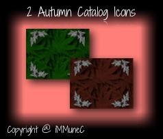 2 Autumn Catalog Icons