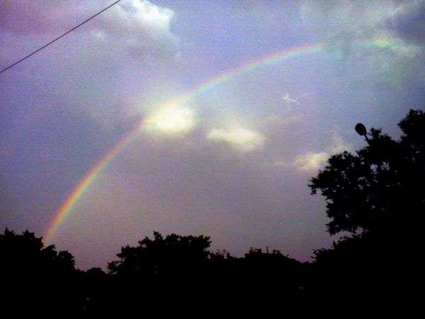 Arcoiris - La calma tras la tempestad x lluis