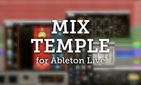 Mixing template  Ableton,Slate digital, Wave