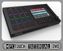 Akai MPC Touch Instructional video series