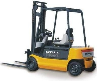 Still Forklift R20-14,-15,-16,-18,-20: 2017, 2018, 2019, 2020, 2021, 2022,2023,2024 Spare Parts List