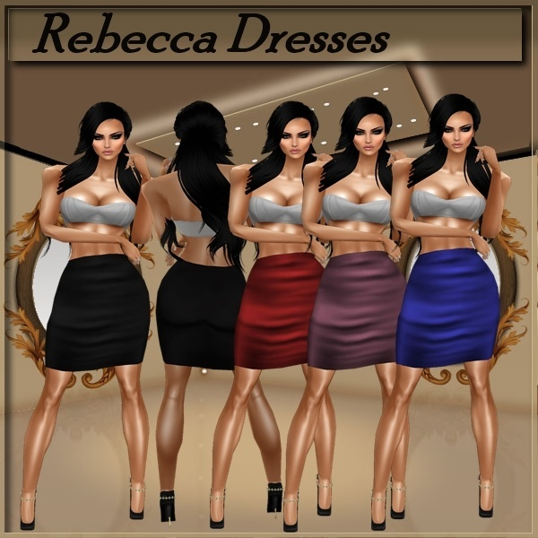 Rebecca Outfits With Resell Rights