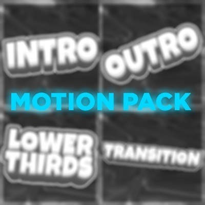 FULL MOTION STUFF PACK (READ DESC OF PRODUCT BEFORE BUYING!)