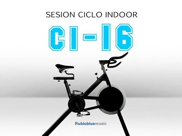 Sesión Ciclo Indoor 16