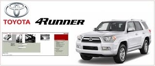 TOYOTA 4RUNNER 2007 GSI WORKSHOP MANUAL