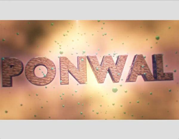 Ponwal's Intro
