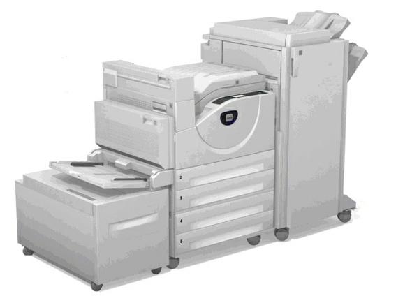 Xerox Phaser 5500/5550 Printer Service Repair Manual