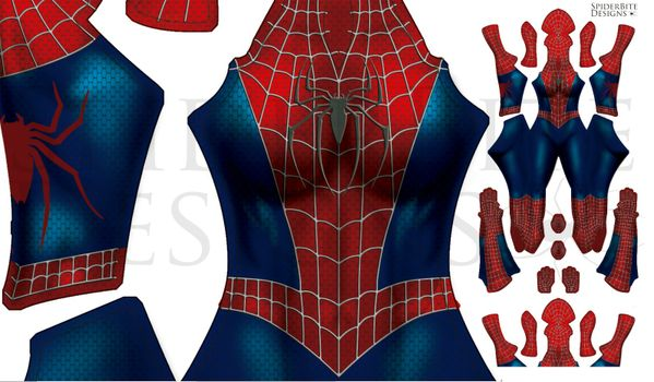 Spiderman Raimi Girl Version